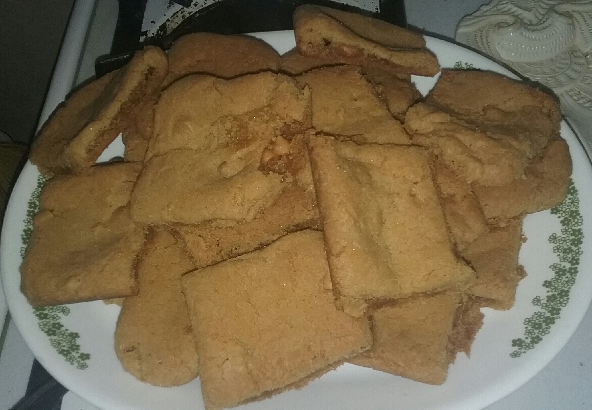 Peanut Butter Chip Cookies I Stephanie Williamson