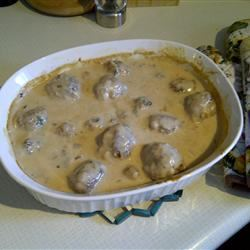 Swedish Meatballs I Cass