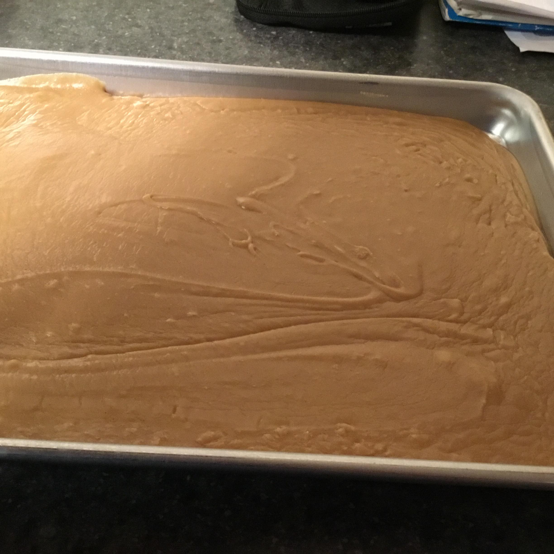 Extra Work Peanut Butter Fudge
