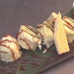 Tempura Fried Ice Cream