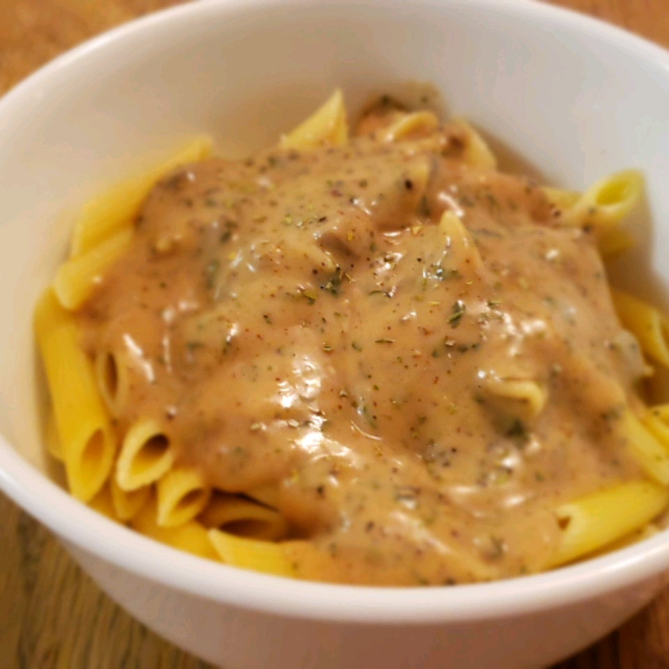 Cream of Mushroom Sauce Gregory Mims