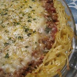 Spaghetti Pie I