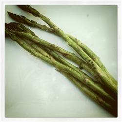 Black Salt Asparagus Lisawas