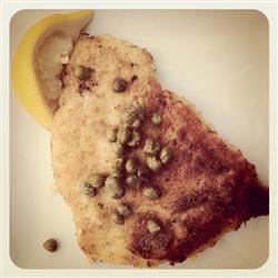 Terry's Lemon Caper Chicken Lisawas