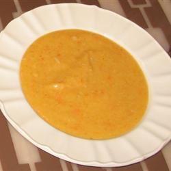 Cream of Cauliflower Soup II Rachel Z