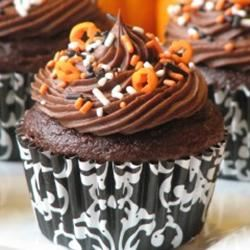 Double Chocolate Brownie Cake mominml