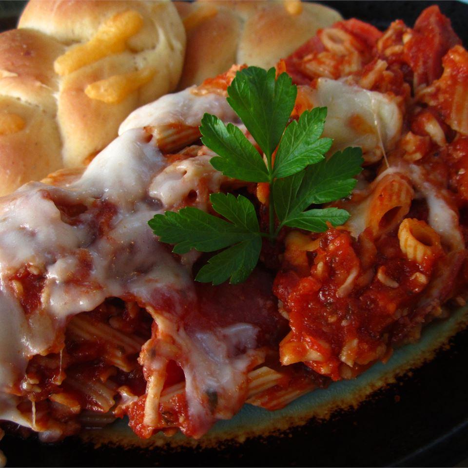 Slow Cooker Pizza pomplemousse