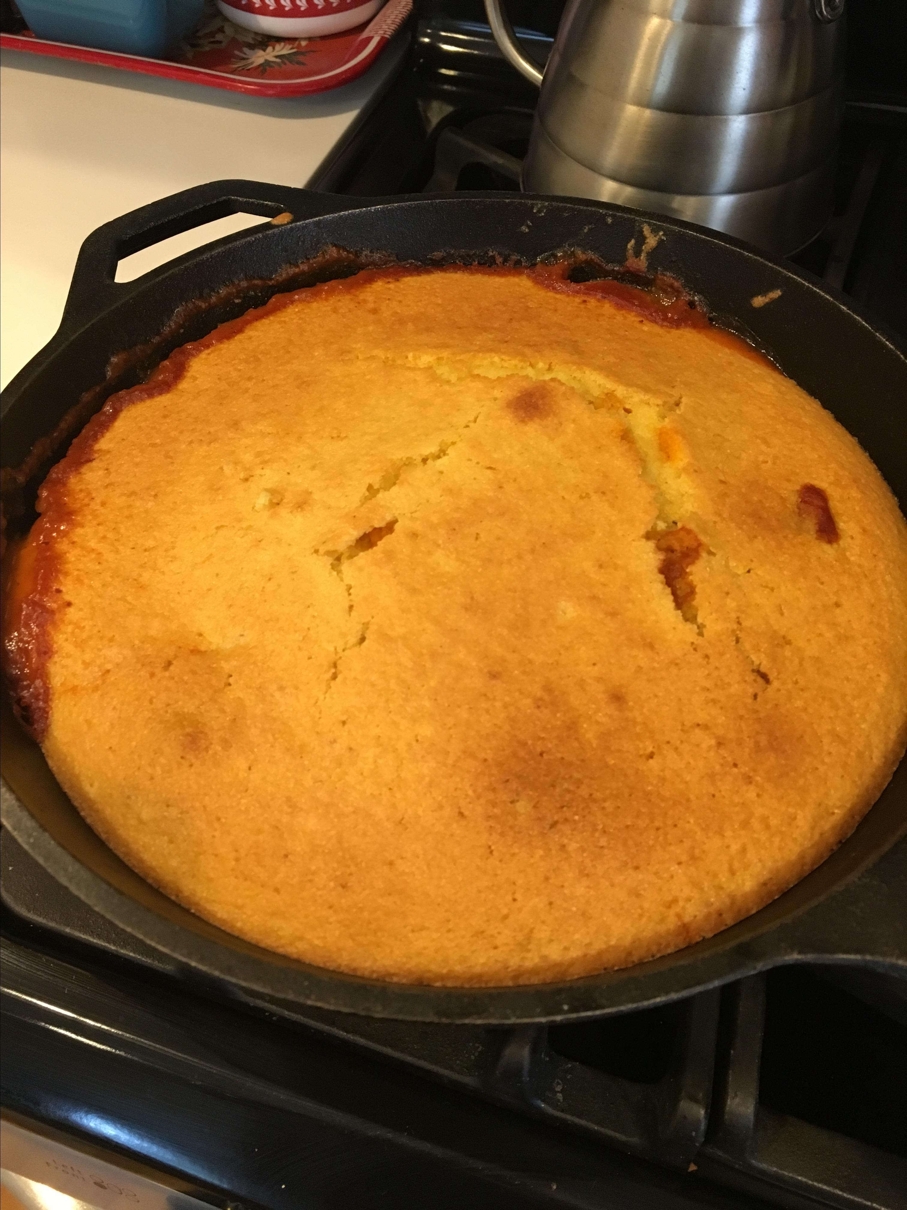 Sweet Tamale Pie