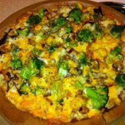 Baked Potato Pizza