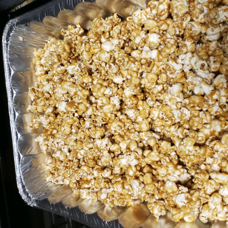 Caramel Corn I Herb Woody