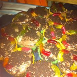 Worm Cake waldquellfee