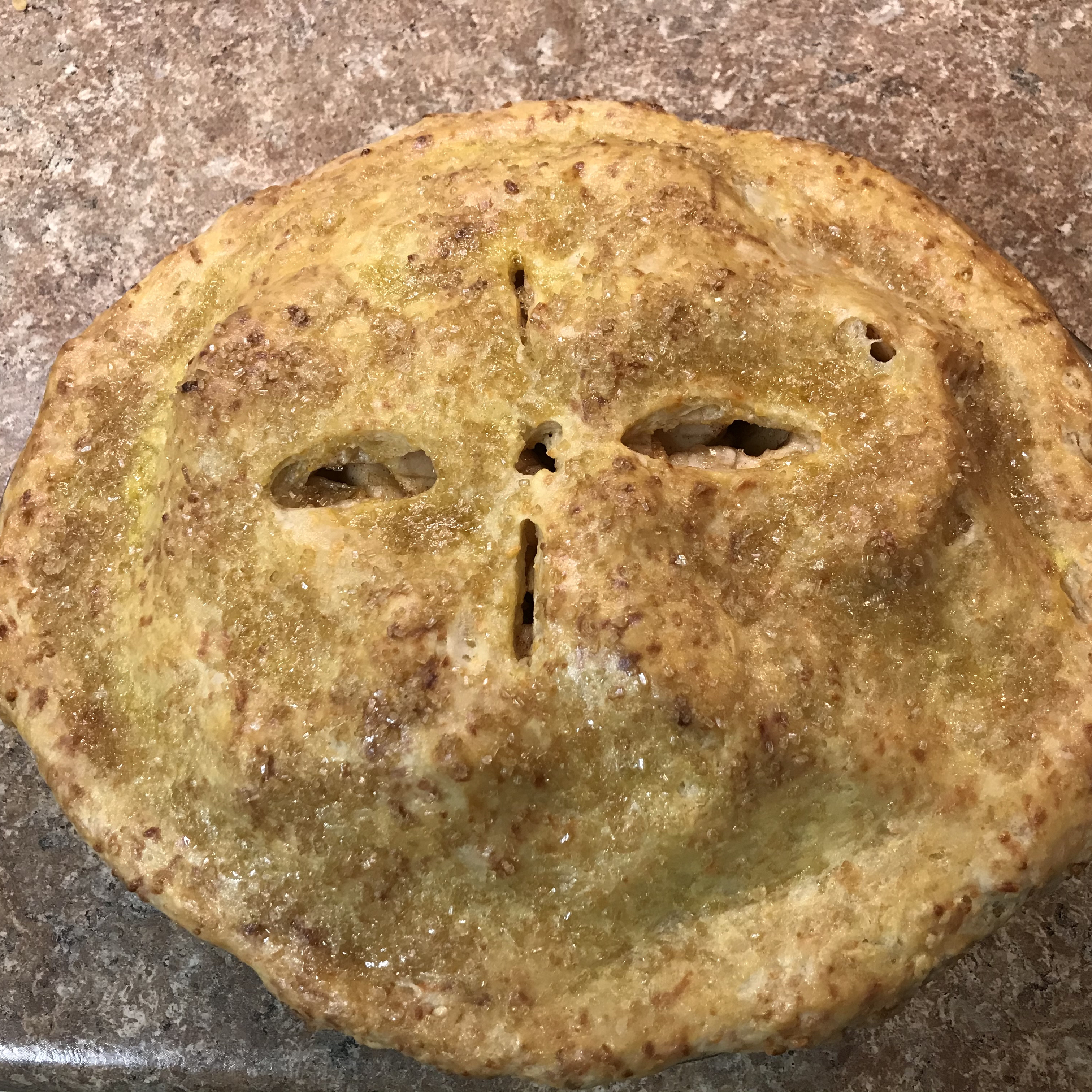 Apple Cheddar Cheese Pie Cacayla