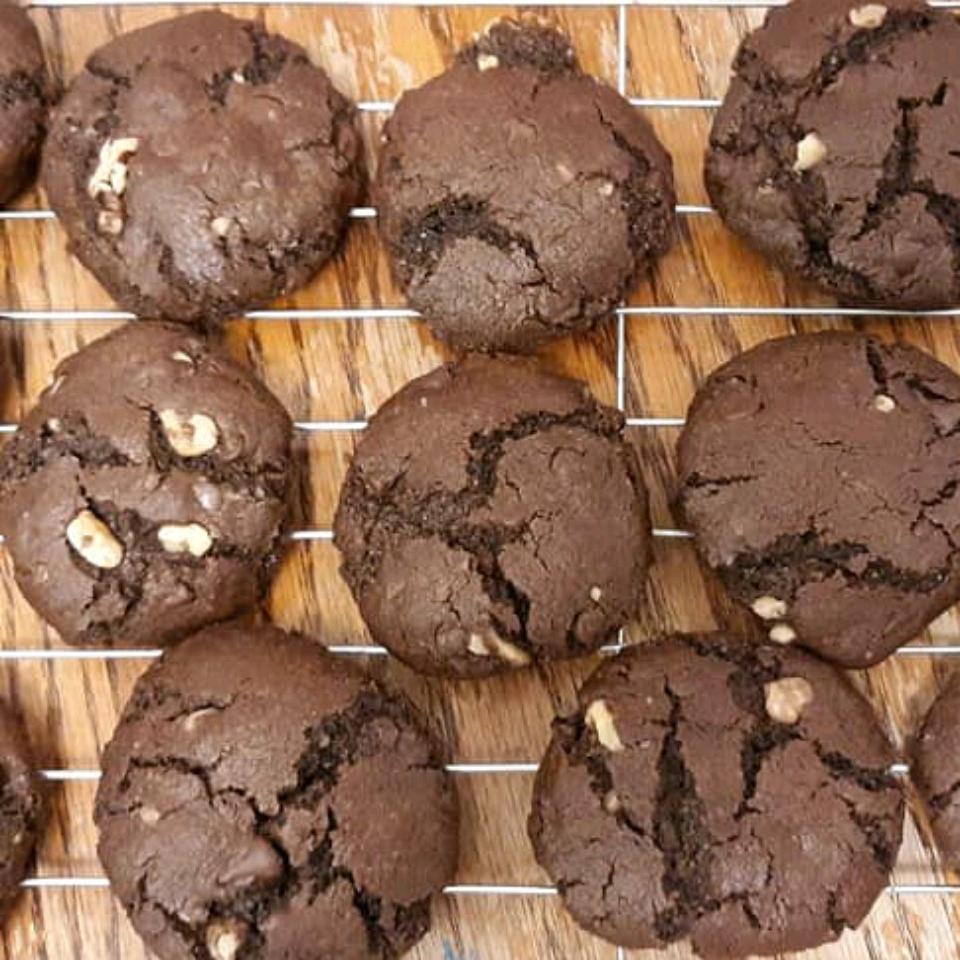 Chocolate Chocolate Chip Cookies I