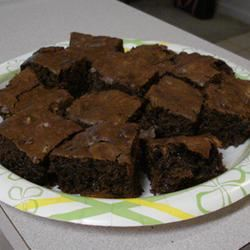 Fancy Brownies