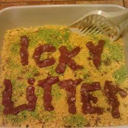 Kitty Litter Cake Noreen White