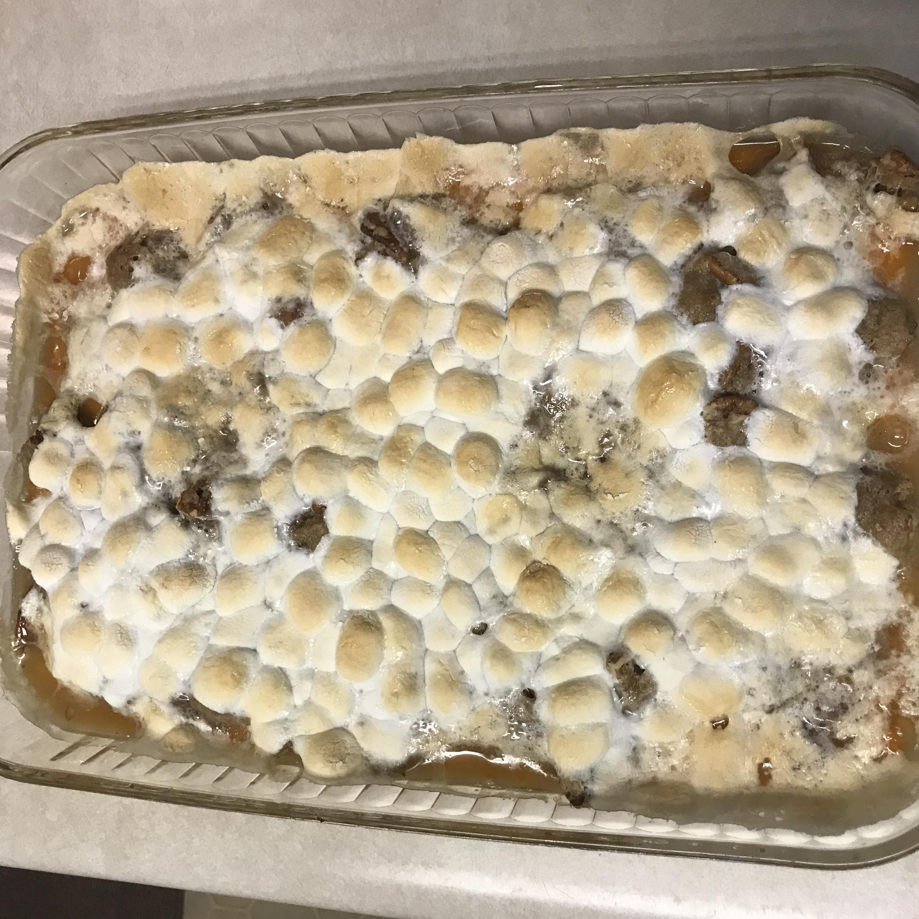 Susan's Sweet Potato Casserole