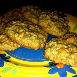 Oatmeal Butterscotch Cookies AlmondJoy