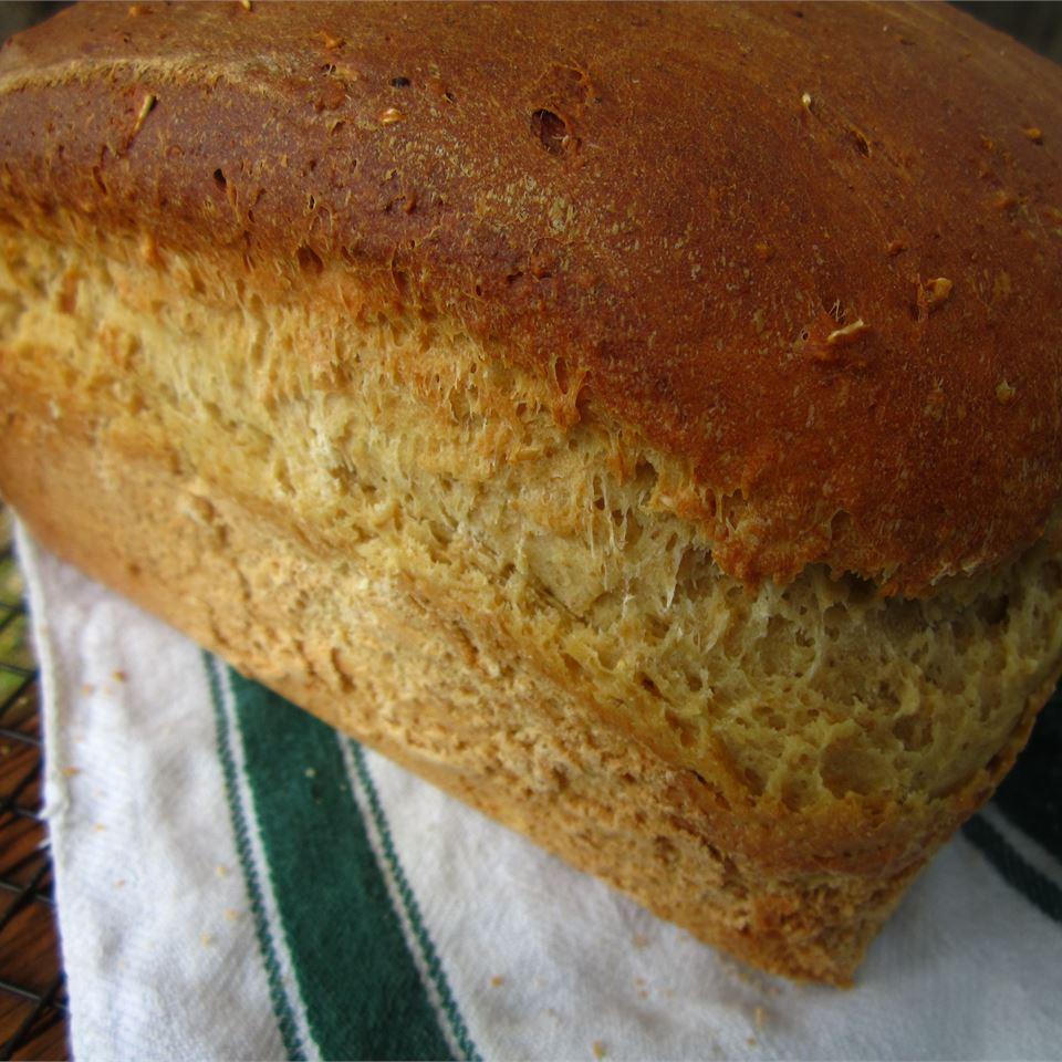 Honey Buttermilk Oatbread