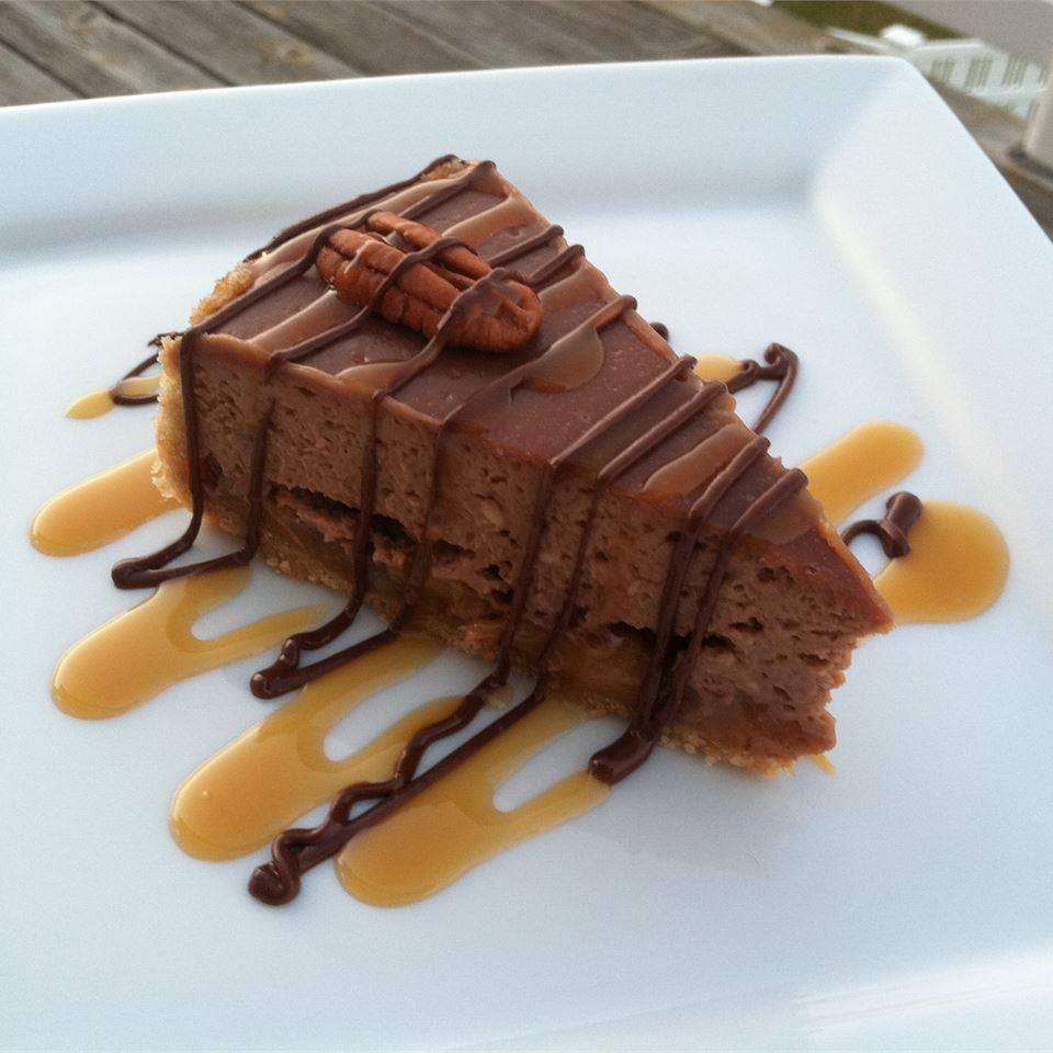 Chocolate Turtles® Cheesecake I