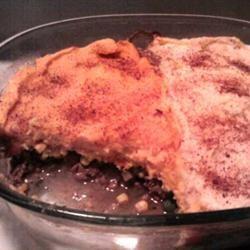 Sweet Potato and Turkey Shepherd's Pie Alexandria