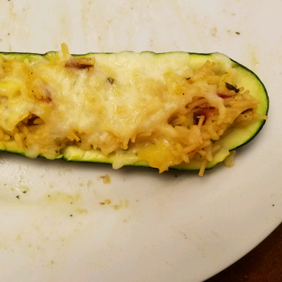 Stuffed Zucchini from Knorr® Amanda Vilumis
