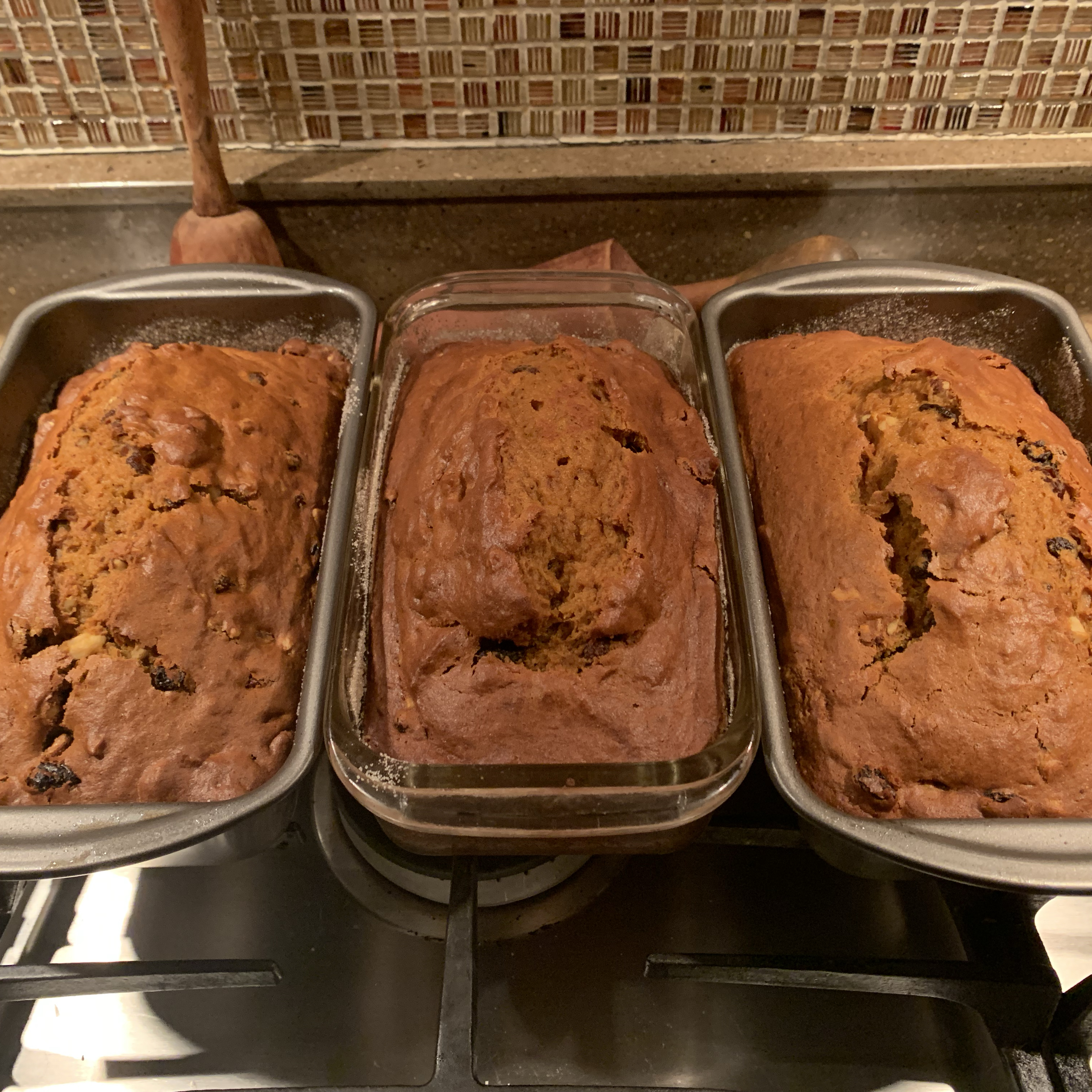 Not Your Mother's Pumpkin Bread Nick Pascuzzi III