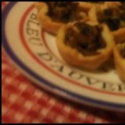 Wild Mushroom Puff Pastry comicfairy