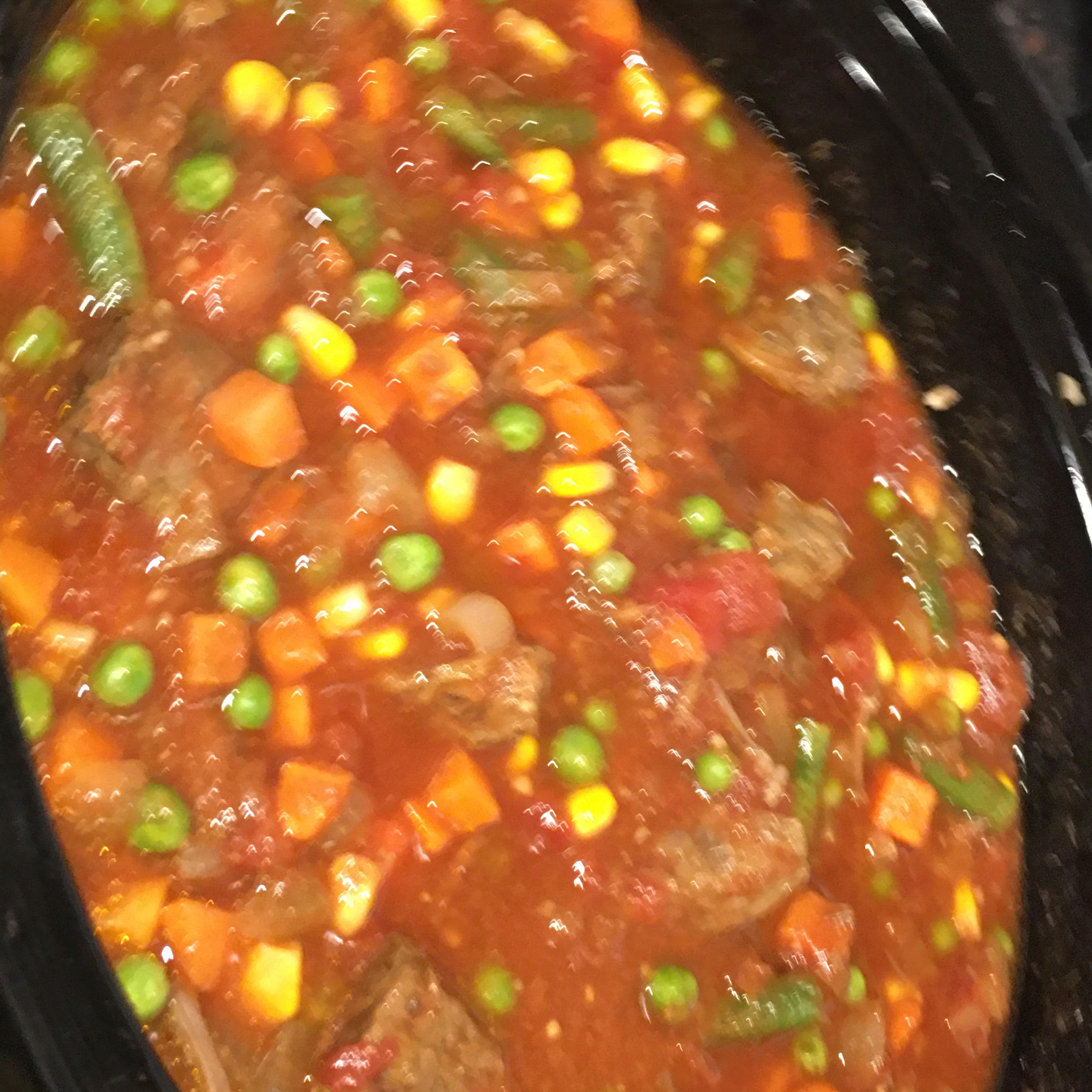 Bo Kho (Spicy Vietnamese Beef Stew) Momof4