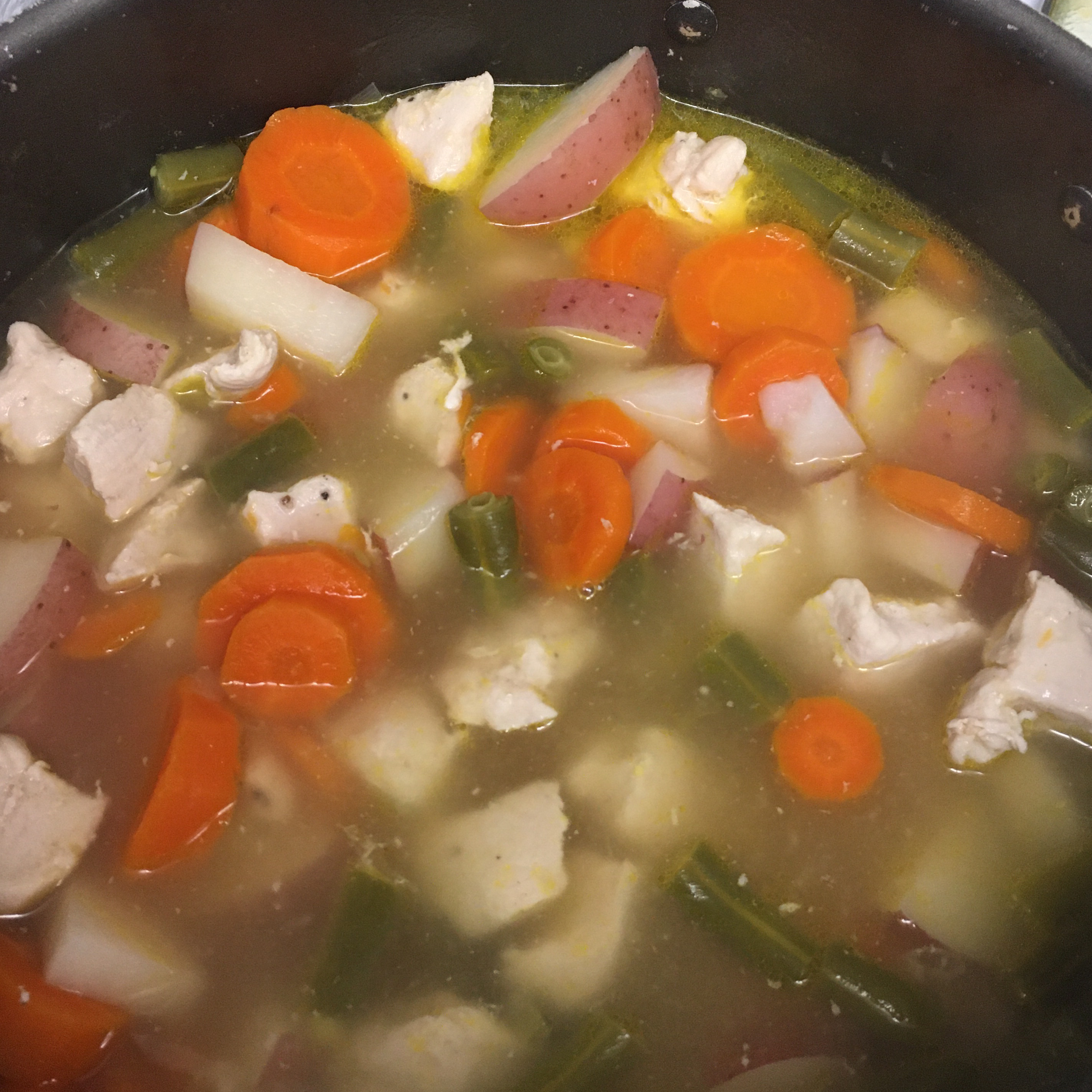 Perfect Chicken Vegetable Soup Helena