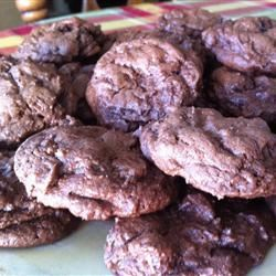 Chocolate Chocolate Chip Cookies I