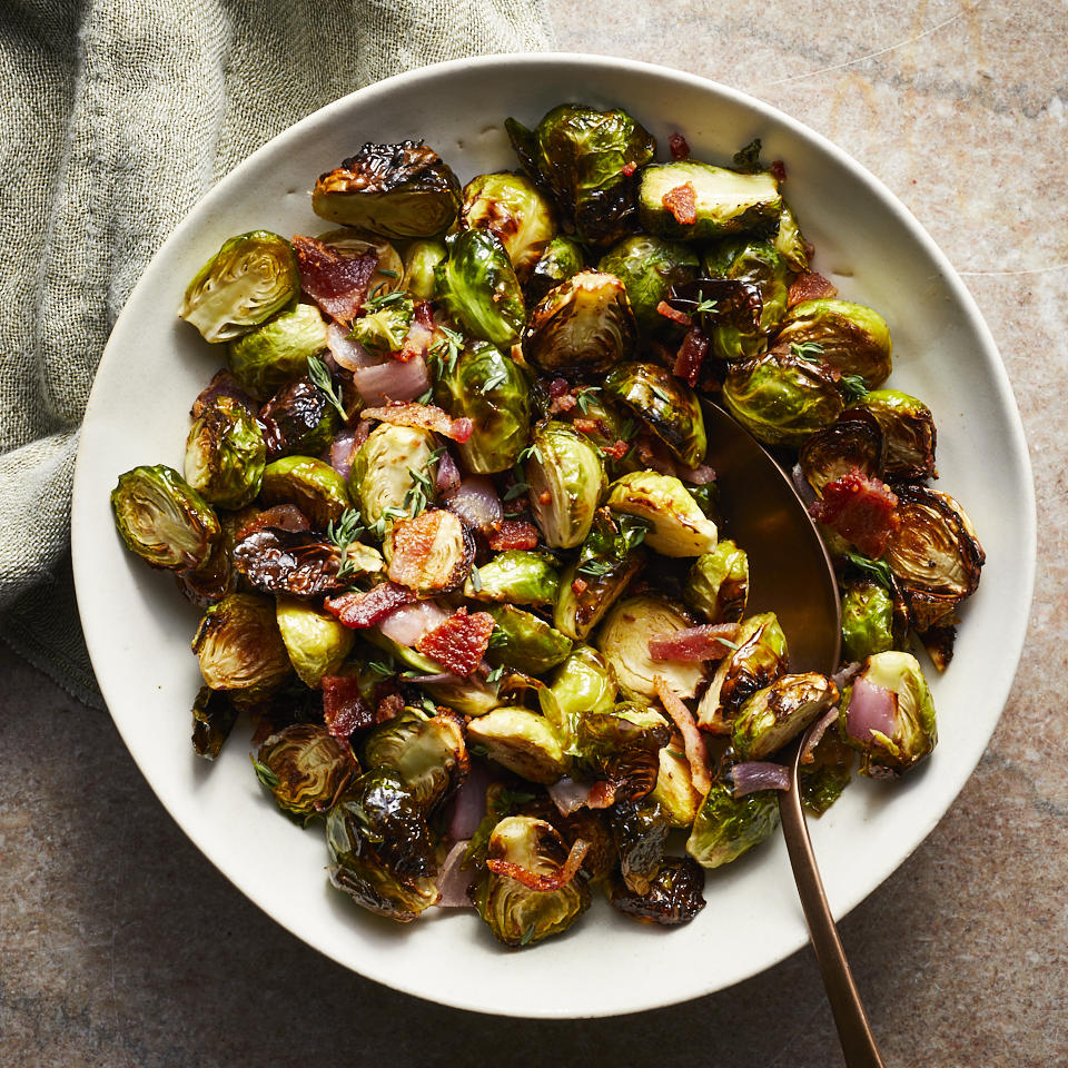 Air-Fryer Brussels Sprouts Trusted Brands