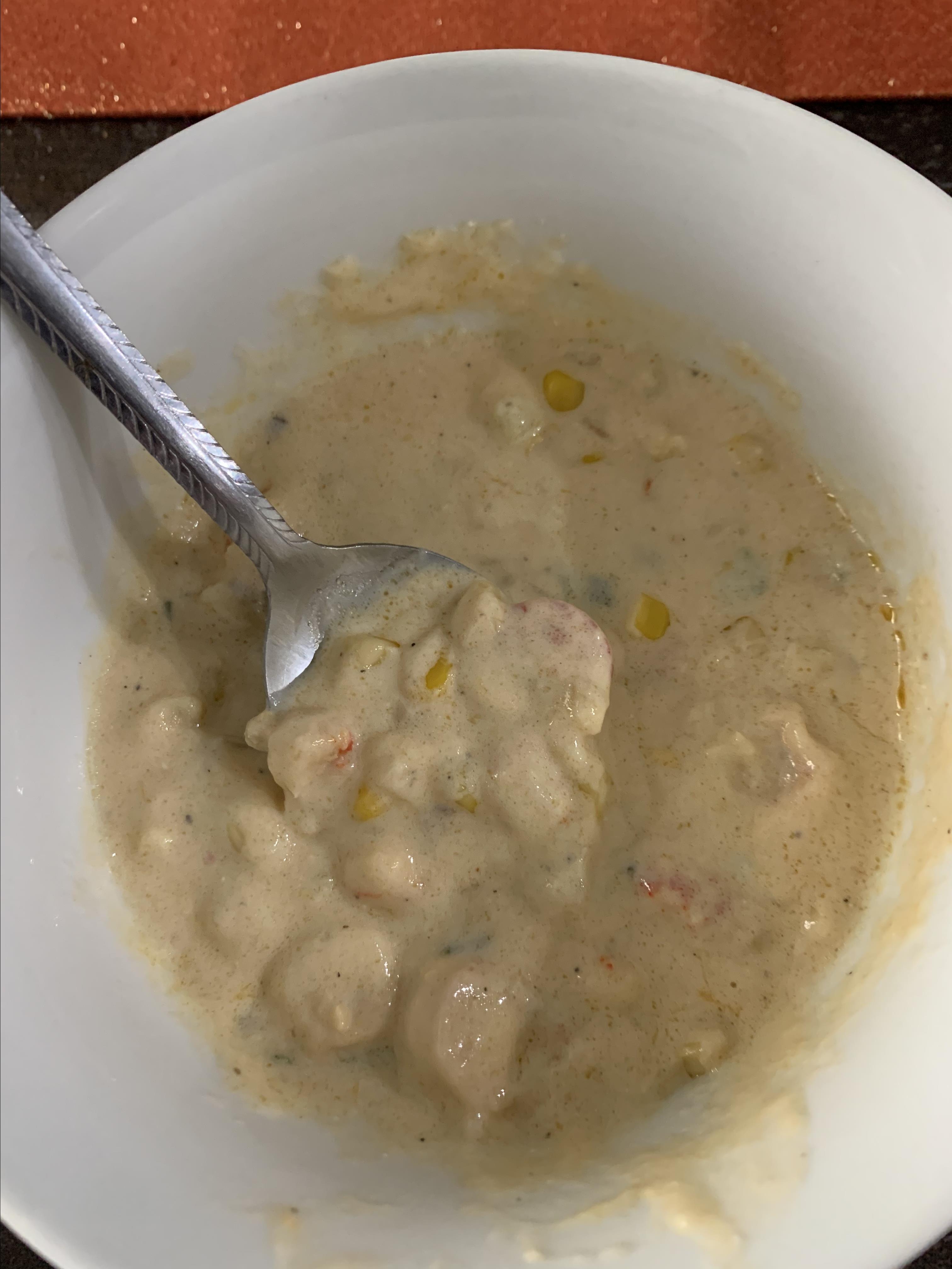Louisiana Crawfish Bisque