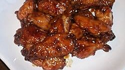 Caramelized Chicken Wings Deb C