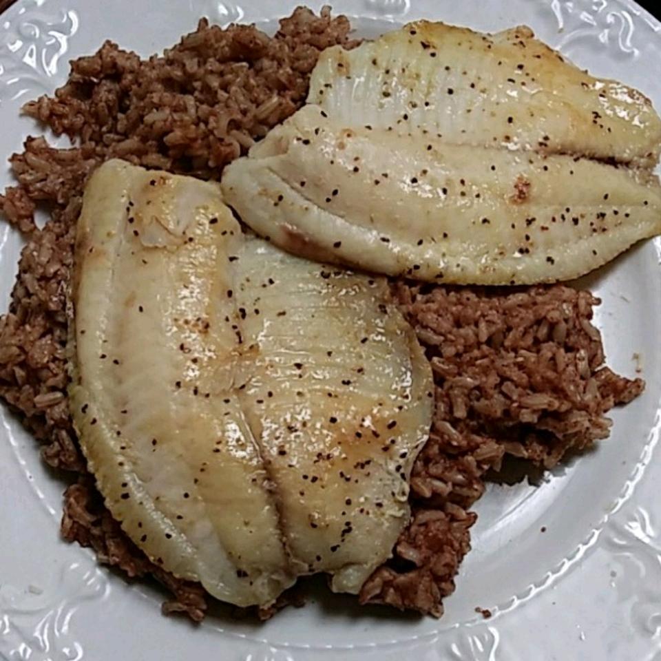 Arabic Rice Tricia Carlson
