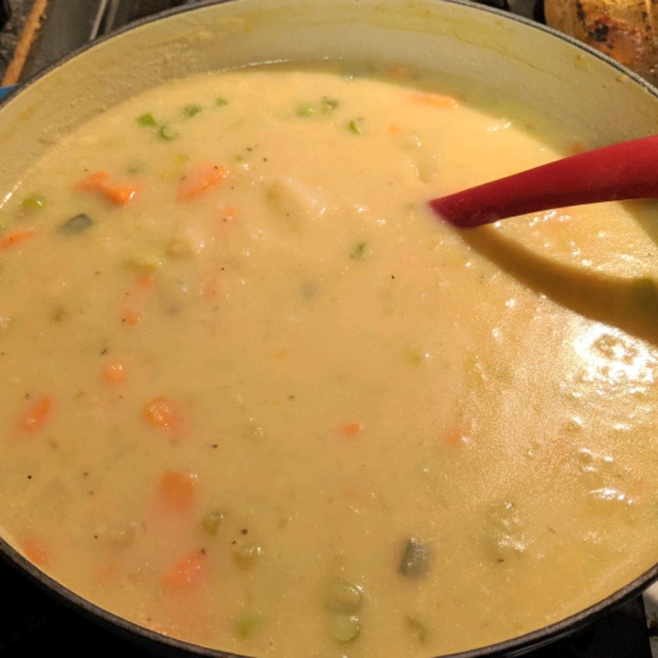 Irish Root Soup Tamarack