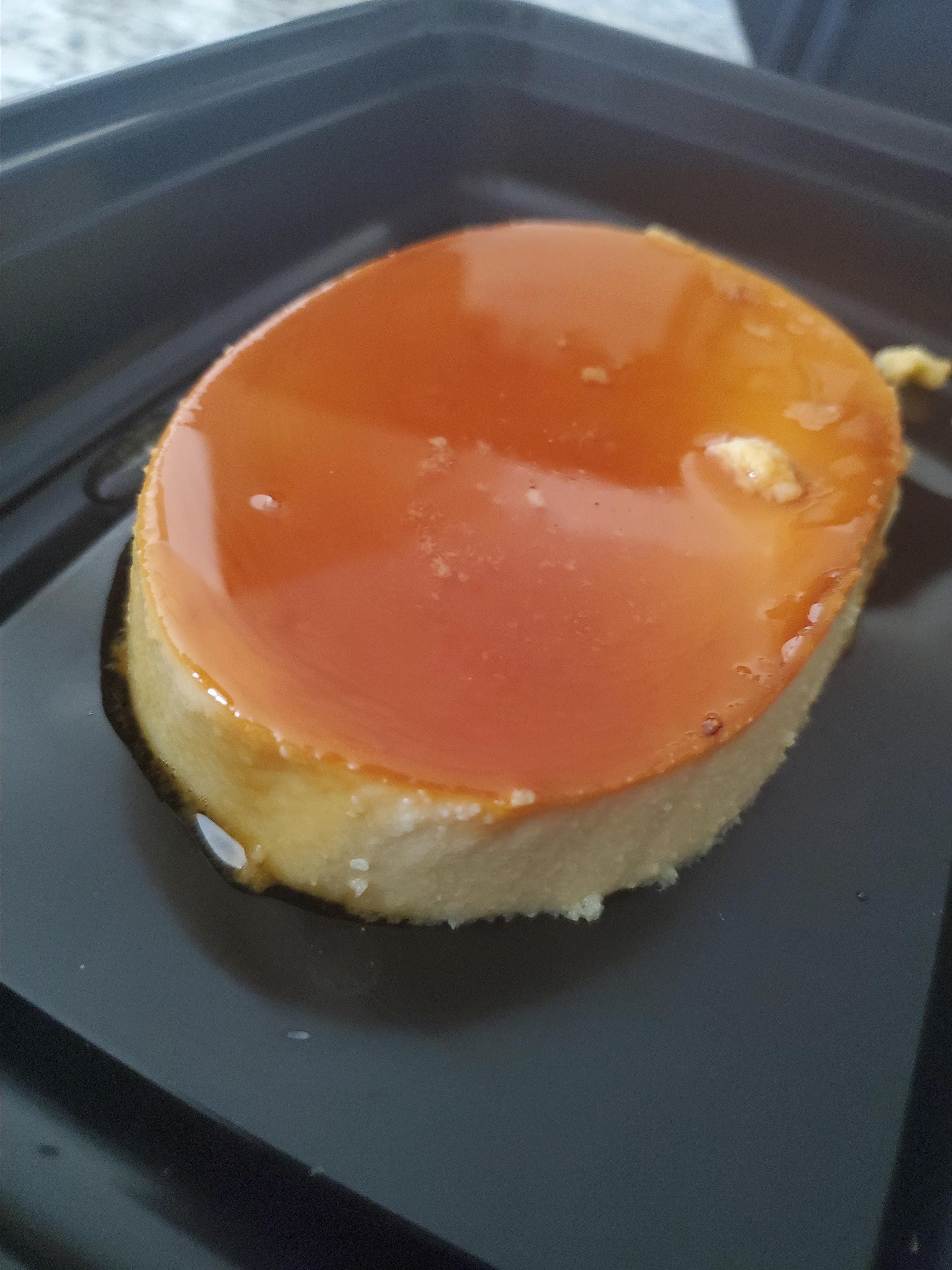 Flan de Queso (Cream Cheese Flan) Maia
