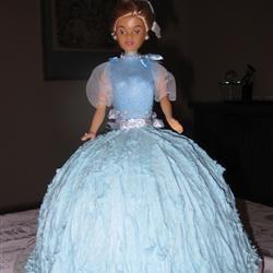 Barbie Doll Cake laura