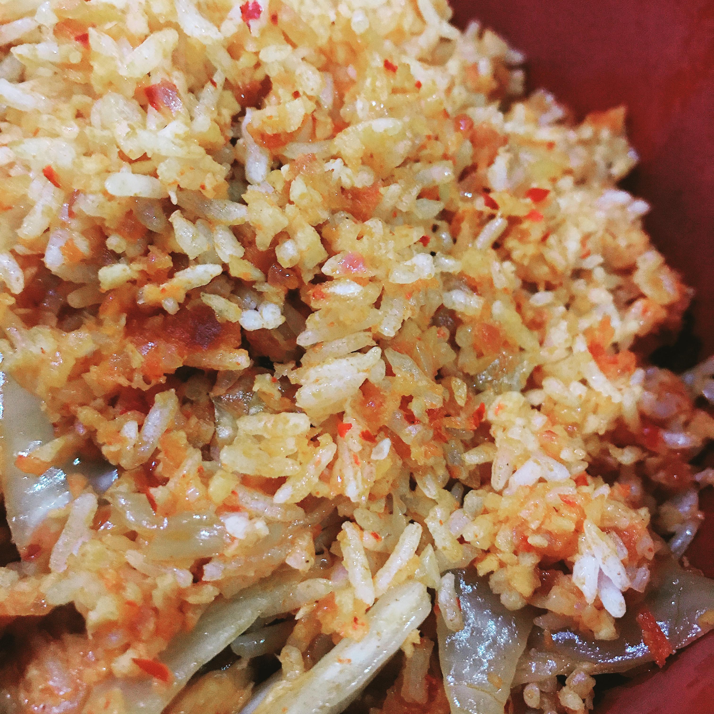 Kimchi Fried Rice (Kimchi Bokkeumbap) Latch