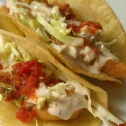 Fish Tacos Kay