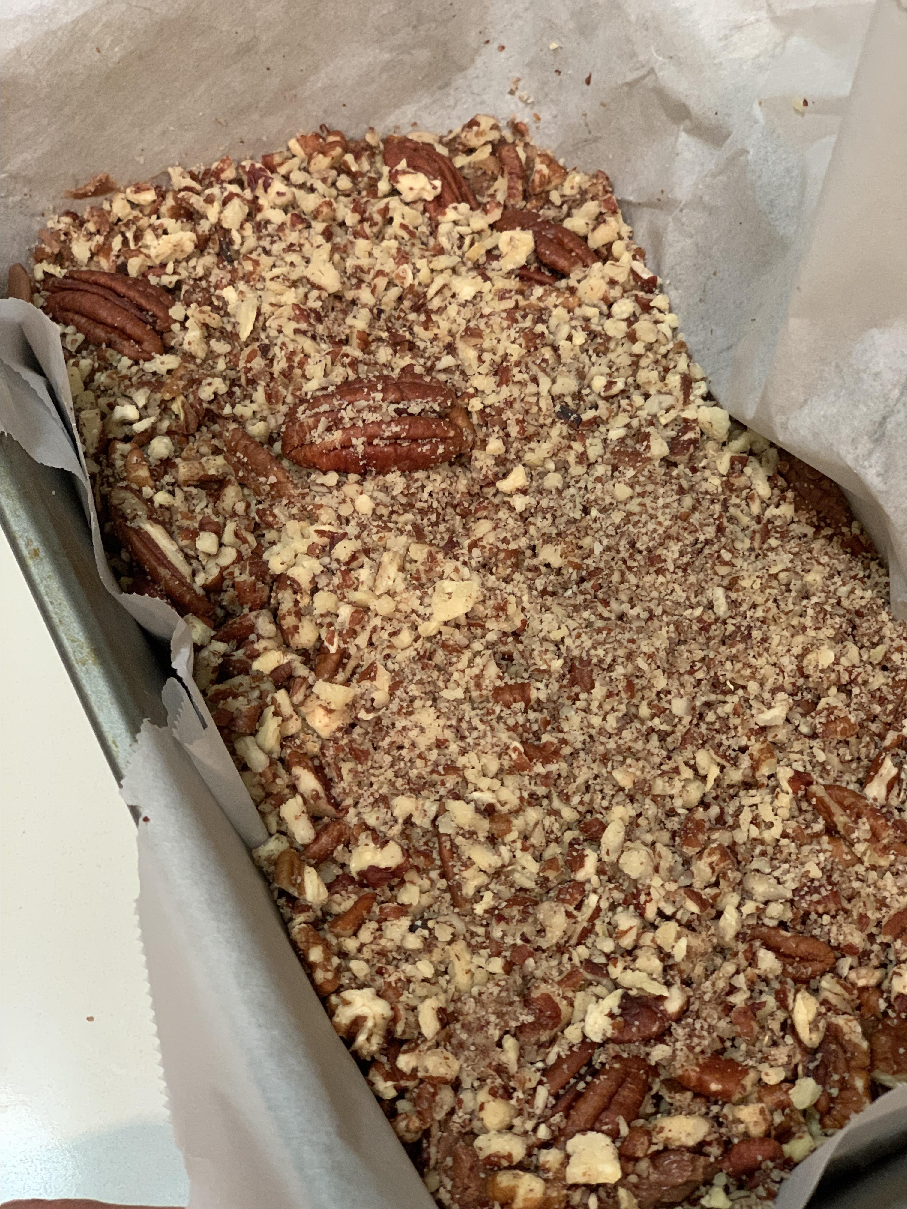 Chocolate Walnut Fudge wrajhm