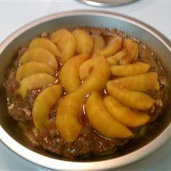 Beef Peach Pie DreGarza