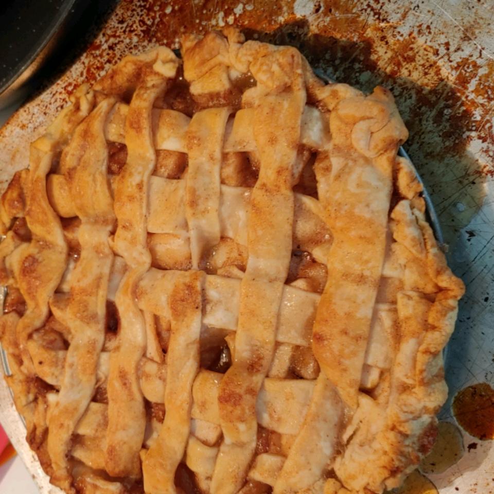 Chef John's Caramel Apple Pie john bovie