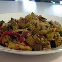 Stewed Cabbage