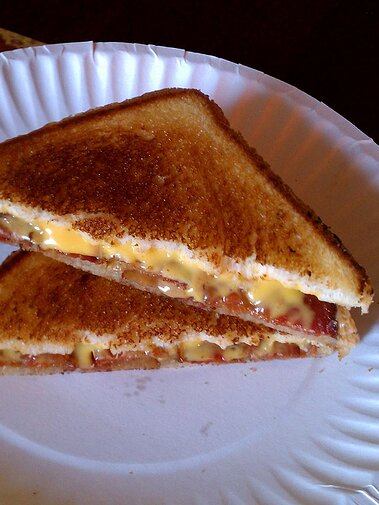 Elvis Grilled Cheese Sandwich Recipe Allrecipes