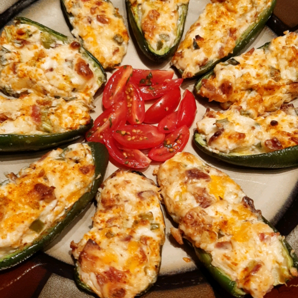 Johnsonville Cheesy Pepper Poppers mark brooks