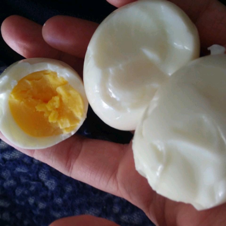 How to Make Perfect Hard Boiled Eggs Sara Paige