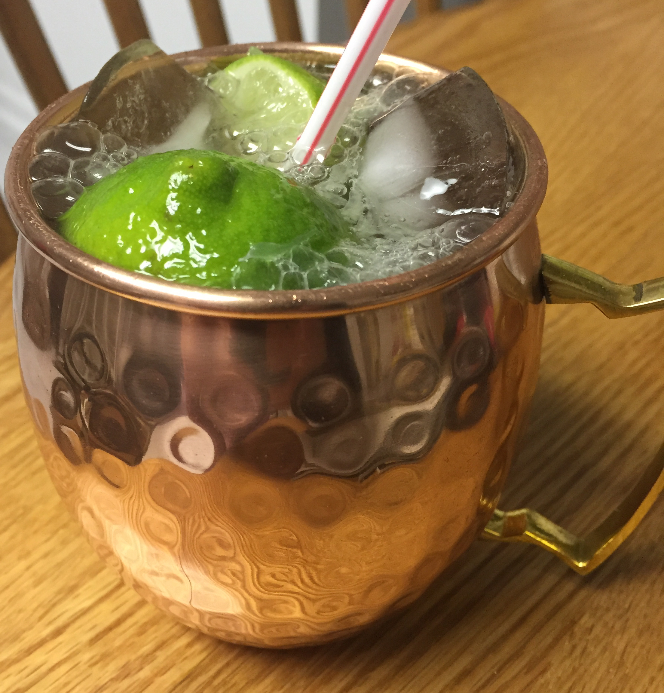 Simple Moscow Mule ambedore81