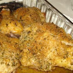 My Mom's Parmesan Chicken Susan May