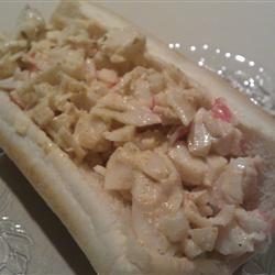 Seafood Sandwich