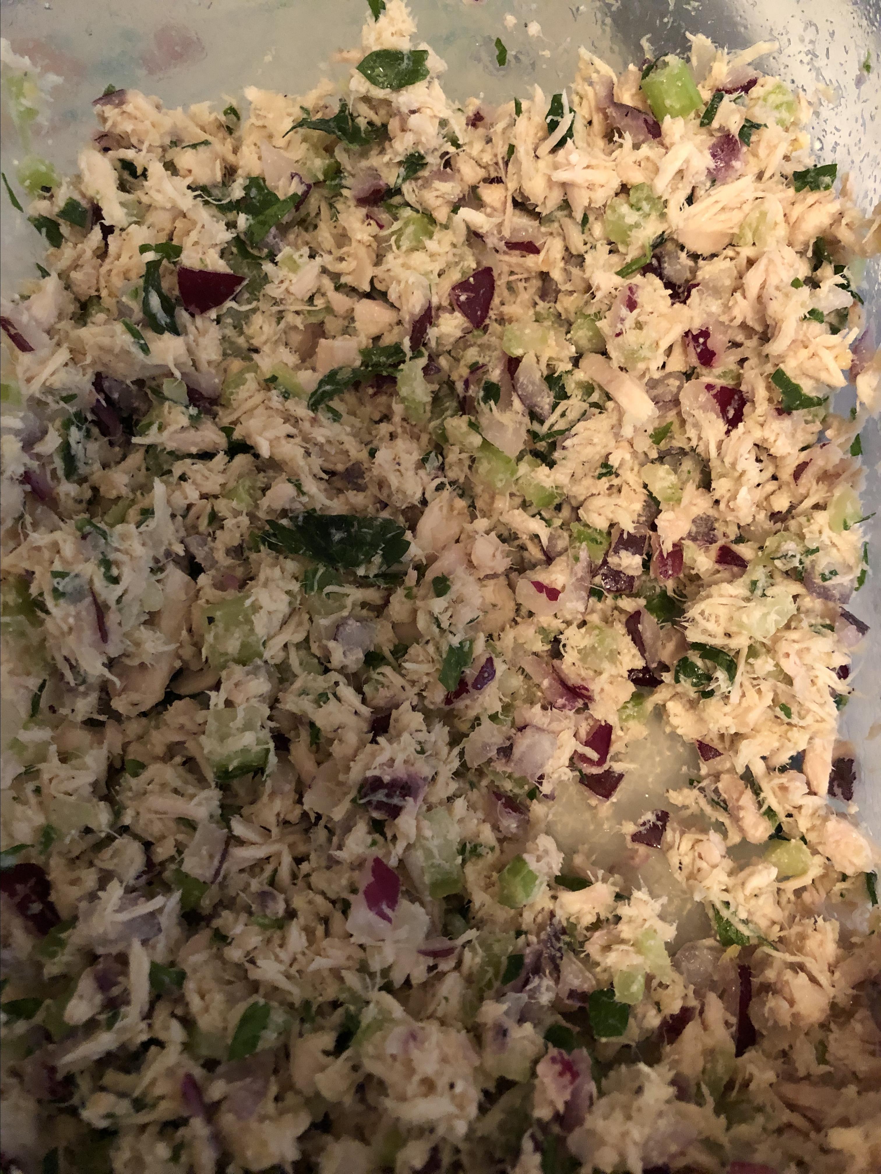 Healthier Mediterranean Tuna Salad Food52